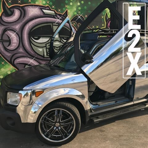 E2X – Honda Element Xtreme (Chrome)