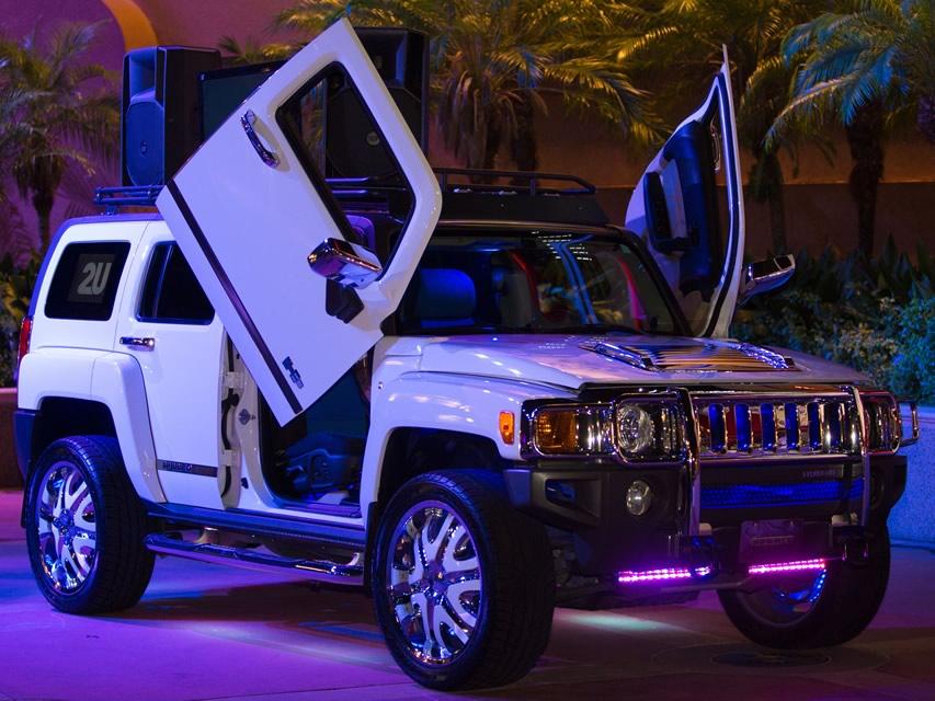 H3X – H3 Xtreme (Hummer)